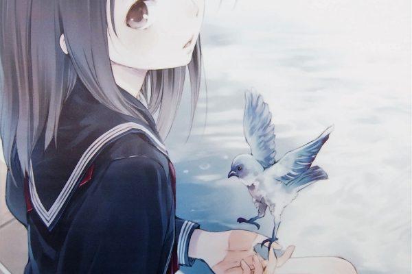 岸田メル 青い鳥 B2タペストリー高価買取いたしました!