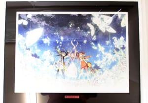 カントク -夢-ガラスの花と壊す世界 版画