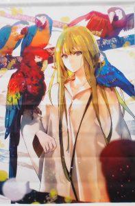 C91 Fate/Grand Order エルキドゥ B2タペストリー