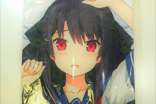 蒼の彼方のフォーリズムC87鳶沢みさき抱き枕カバーを高価買取!