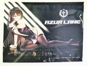 アズールレーン 2nd Anniversary Fes. 瑞鶴(レースクイーン) B2タペストリー
